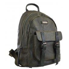 Female backpack  YW-18,  green