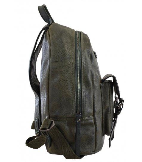 Рюкзак жіночий YES YW-18,  зелений