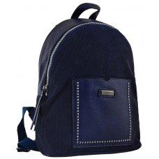 Female backpack  YW-19,  blue