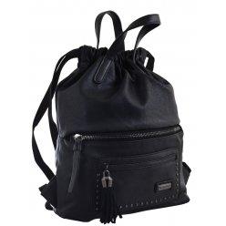 Рюкзак жіночий YES YW-11, чорний