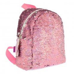 """Рюкзак молодіжний YES  з па?тками GS-02 """"Pink"""""""