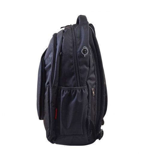 Рюкзак молодіжний YES  CA 189,  чорний
