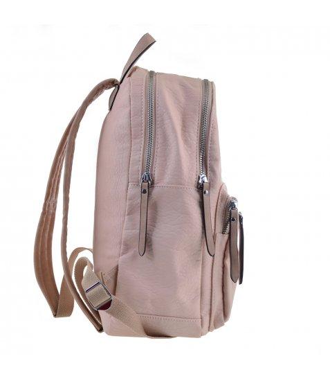 Рюкзак жіночий YES YW-42 «Adagio» пудровий