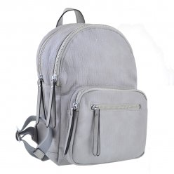 Рюкзак жіночий YES YW-43 «Jasmine» сірий
