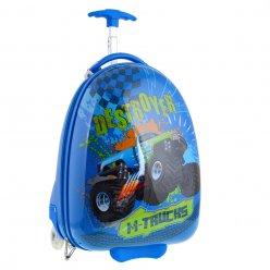 Валіза  дитяча YES на колесах M-Trucks, LG-3