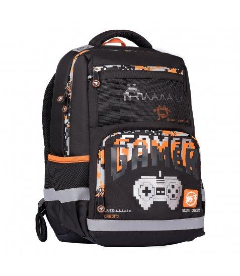 "Рюкзак шкільний YES S-50 ""Gamer"""