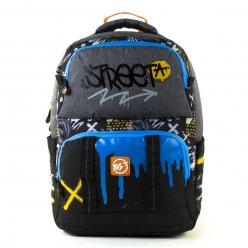 """Рюкзак шкільний YES S-30 Juno X  """"Graffiti"""" Street"""