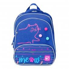 """Рюкзак шкільний YES S-30 JUNO ULTRA  """"Meow"""""""