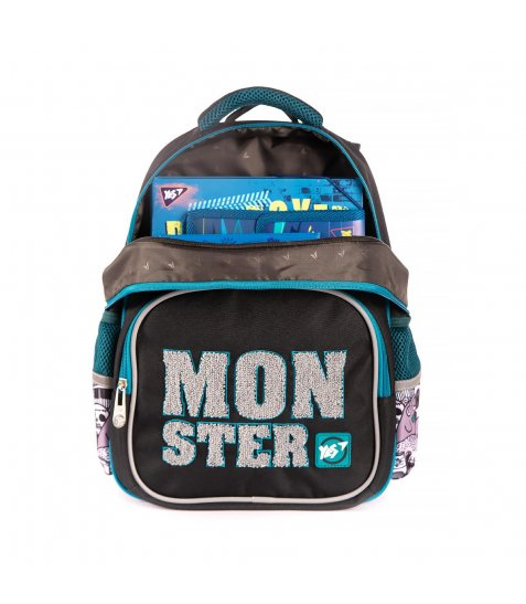 "Рюкзак шкільний YES S-31  ""Monster"""