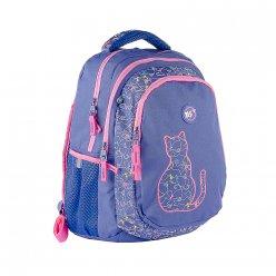 """Рюкзак шкільний YES T-22  """"Cats"""""""