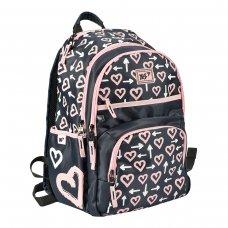 "Рюкзак шкільний YES S-39  ""Tender heart"""