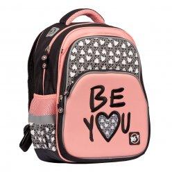 "Рюкзак шкільний YES S-40h ""Be YOU"""