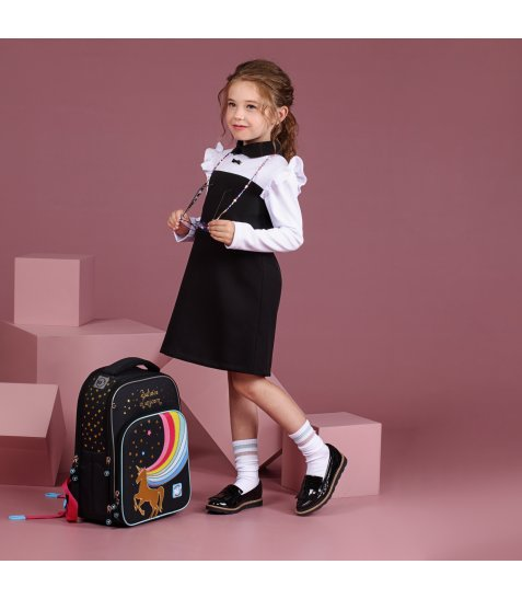 """Рюкзак шкільний YES S-78 """"Unicorn"""" - фото 3 з 7"""