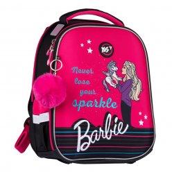 """Рюкзак шкільний YES H-100 """"Barbie"""""""
