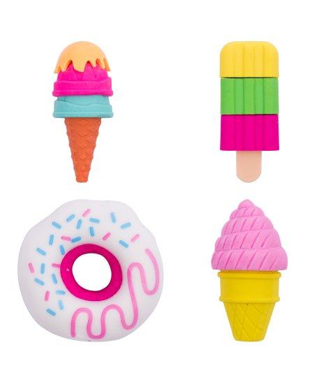 """Гумки YES  """"Candy pop"""", набір 4шт"""