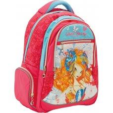 """Рюкзак для підлітків YES  L-11 """"WINX COUTURE"""", 36*28*12см"""