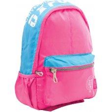 """Рюкзак для підлітків YES  Х258 """"Oxford"""", рожевий, 31.5*15*48.5см"""