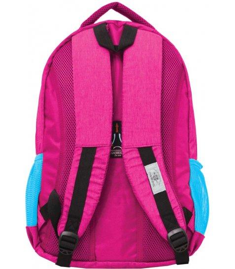 """Рюкзак підлітковий CA058 """"Cambridge"""", рожевий, 29 * 13.5 * 46 см"""