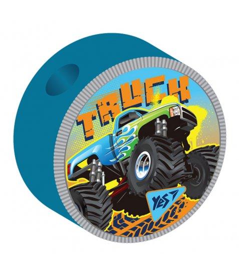 """Точилка кругла YES """"M-Trucks"""""""