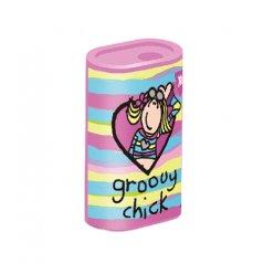 """Точилка YES бочонок """"Groovy Chick"""""""