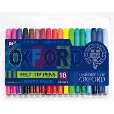 "Фломастери 18 кол. ""Oxford"""