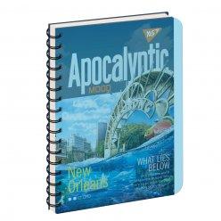 зошит для записів В6/144 пл.обкл. APOCALYPTIC YES