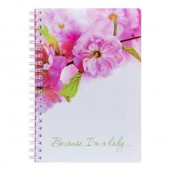 Зошит для записів А4/120 пл.обкл. Sakura YES
