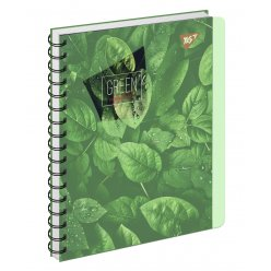 Зошит для записів А5/144 пл.обкл. Nature YES