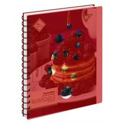 Зошит для записів А5/144 пл.обкл. Pancakes YES