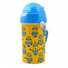 """Пляшка для води """"Minions"""", 500 мл"""