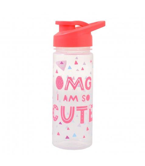 "Пляшка для води YES ""OMG"", 500 мл"