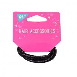 Резинка для волосся, 2 шт/наб