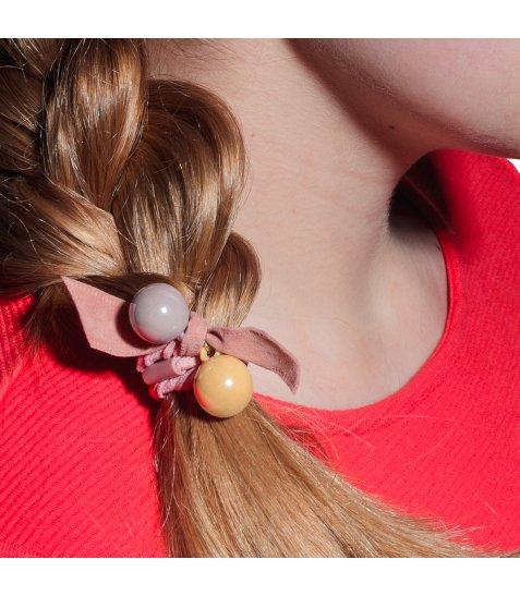 Резинка для волосся, 1 шт/наб