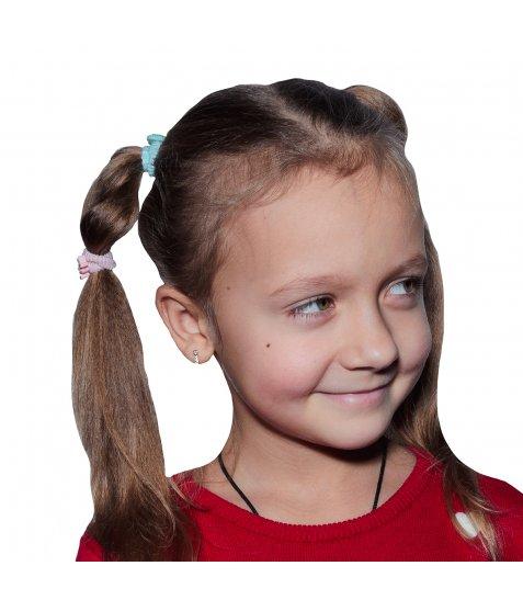 Резинка для волосся, 4 шт/наб