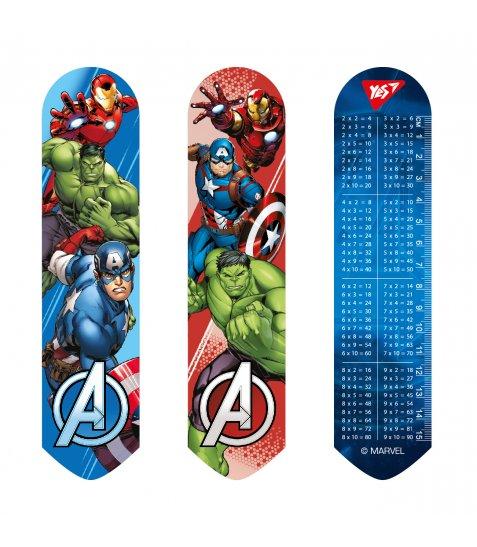 "Закладинка 2D YES ""Marvel"""