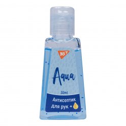 Гель антисептичний YES для рук  Aqua&Wild Berry, 30 мл.