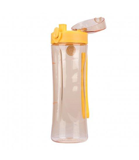 Пляшка для води YES 680мл жовта