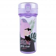 "Пляшка для води YES 430мл ""Strong Girls"""