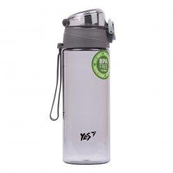 Пляшка для води YES 620мл зелена