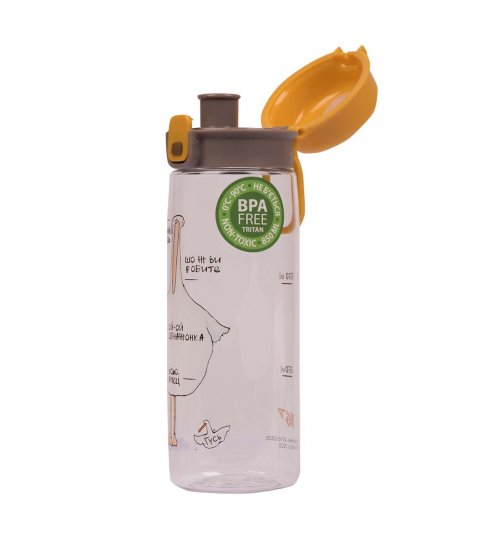 "Пляшка для води YES 780мл ""Гусь"" - фото 2 з 2"