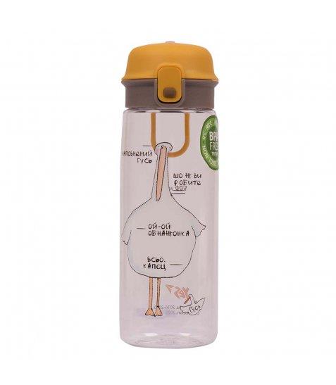 "Пляшка для води YES 780мл ""Гусь"" - фото 1 з 2"
