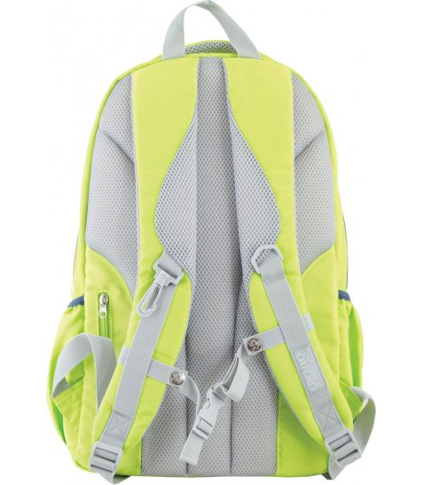 Рюкзак для підлітків YES  OX 331, зелений, 29*47*14.5