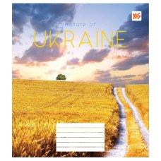 А5/18 лін. YES Nature of Ukraine, зошит учнів.