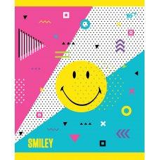 А5 / 24 лін. YES гібрид виб. + Пантон yellow Smiley, зошит