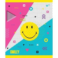 А5 / 96 кл. YES гібрид виб. + Пантон yellow Smiley, зошит