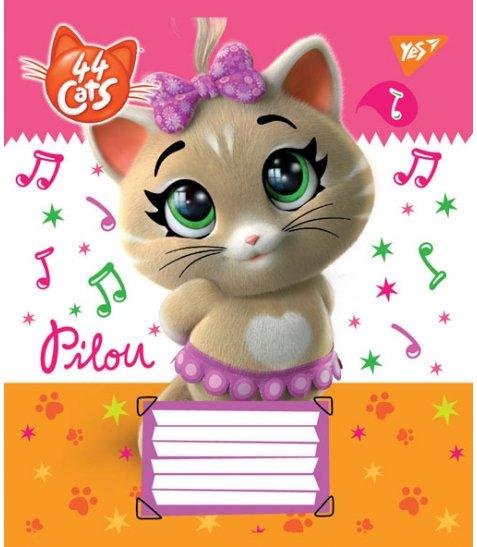 А5 / 12 кл. YES 44 CATS, зошит учнів.