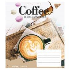 А5 / 18 лін. YES COFFEE, зошит учнів.