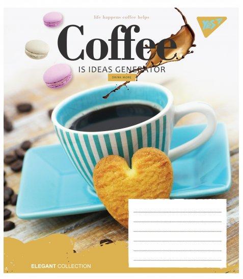 А5/24 кл. YES COFFEЕ, зошит учнів.