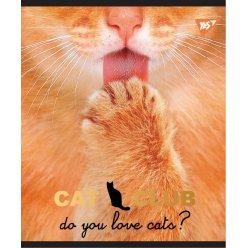 Тетрадь А5 18 Кл. YES Pets Club