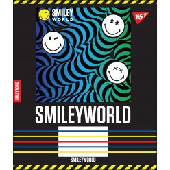 А5/12 лін. YES SMILEY WORLD, зошит учнів.